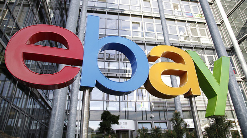 Ebay pays just £1.6mn in tax on £1bn sales in Britain