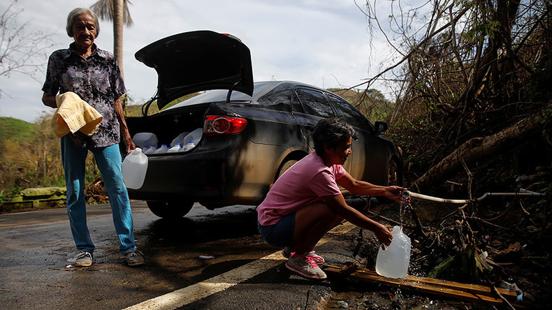 EPA warns Puerto Rico against water from toxic wells