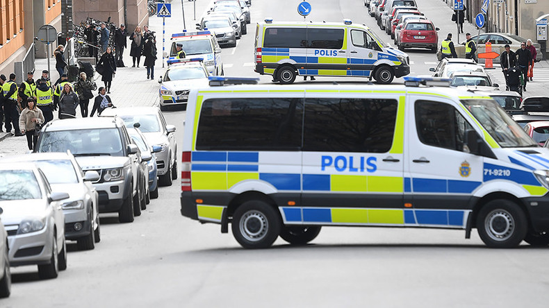 Multiple people injured in shooting at Swedish market  %Post Title