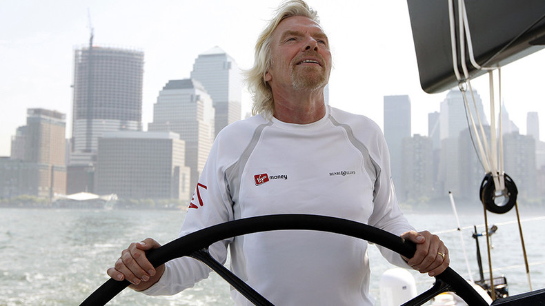 Richard Branson gets onboard Hyperloop One