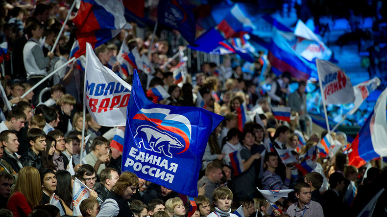 Almost half of Russian students ready to vote for Putin at presidential polls