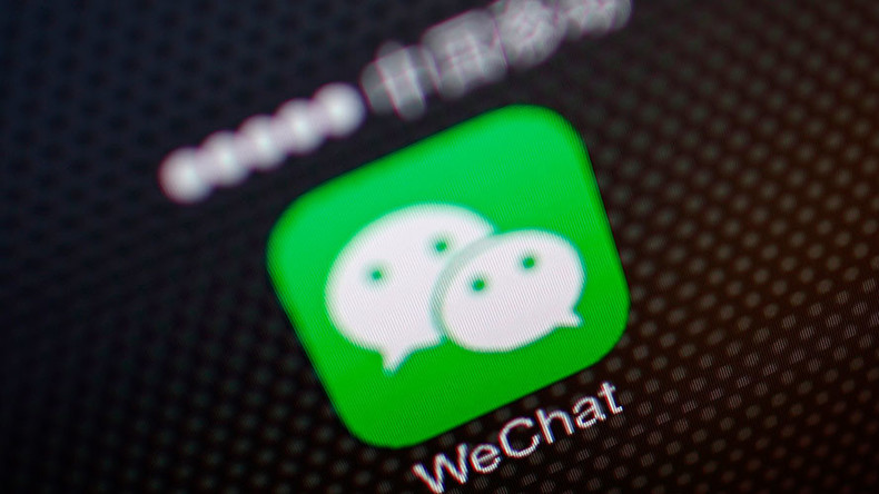 Chinese messenger WeChat apologizes after n-word translation error