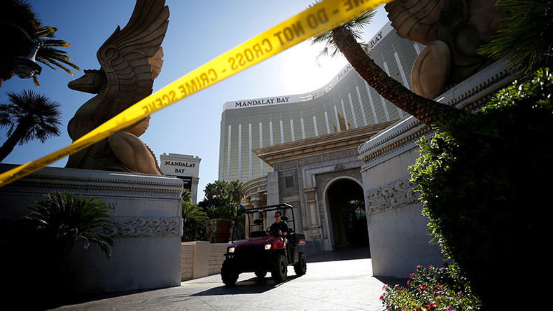 Vegas security guard's disappearance baffles media, massacre timeline changes again