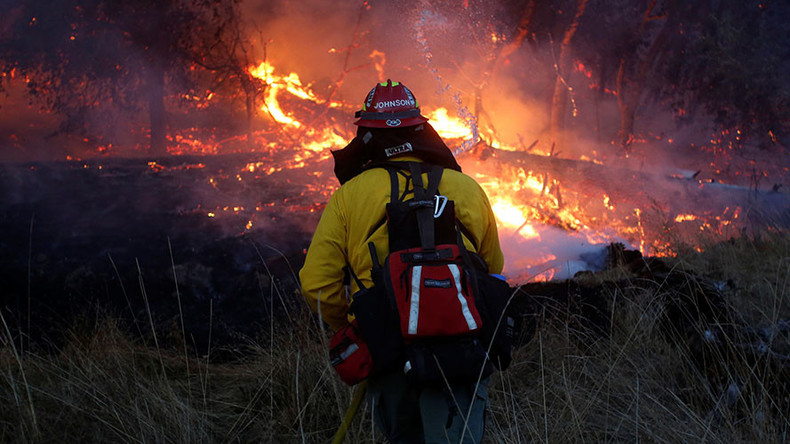 'Horror & devastation': California wildfires death toll reaches 40 (VIDEOS)