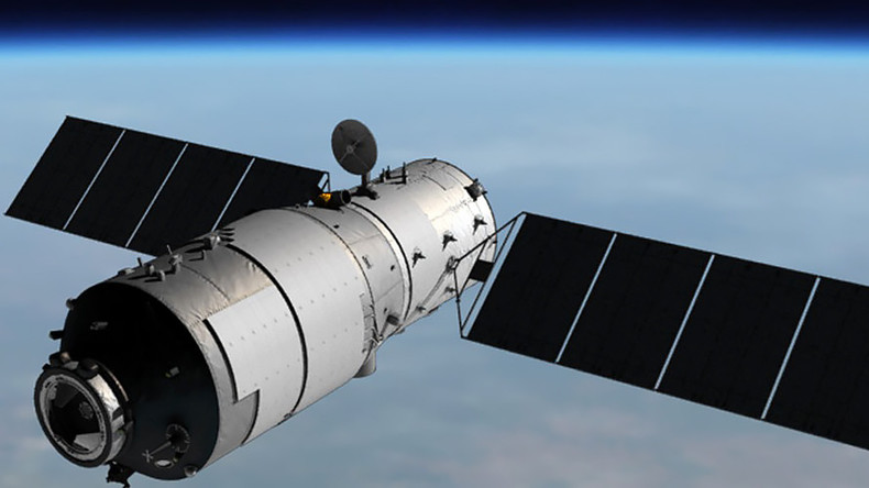 Chinese space station to come crashing back down to Earth