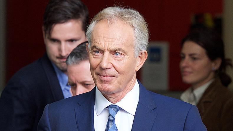 Tony Blair regrets siding with Israel on Hamas boycott