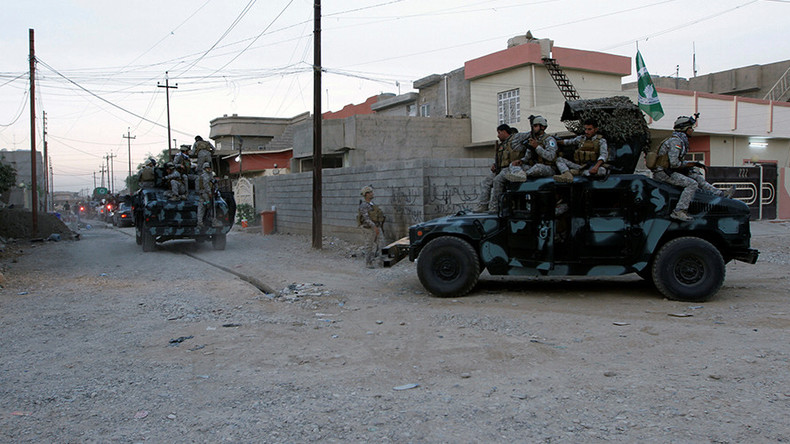 Iraq launches military operation to 'impose security' in Kirkuk region  %Post Title
