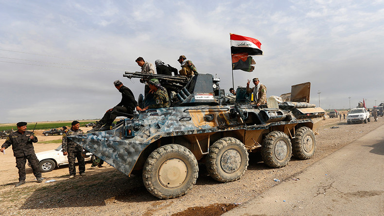 Baghdad sends military to 'secure' Kirkuk from Kurds  %Post Title