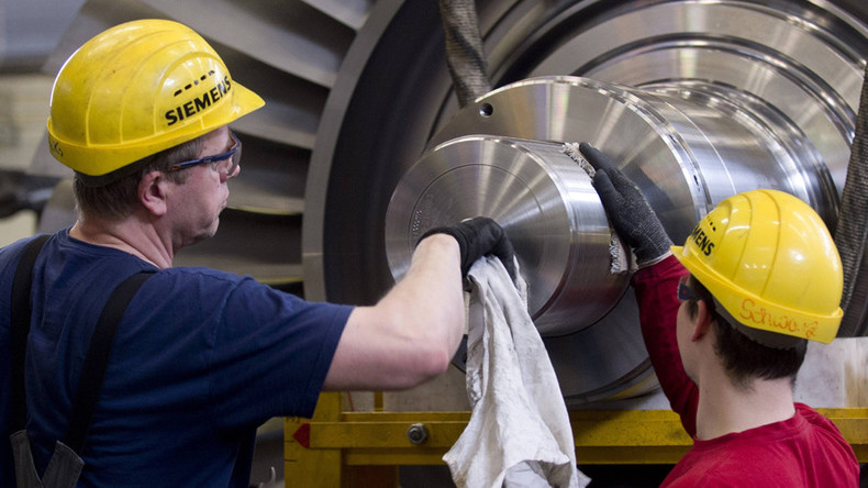 Rostec subsidiary files cross-claim against Siemens over turbine contract
