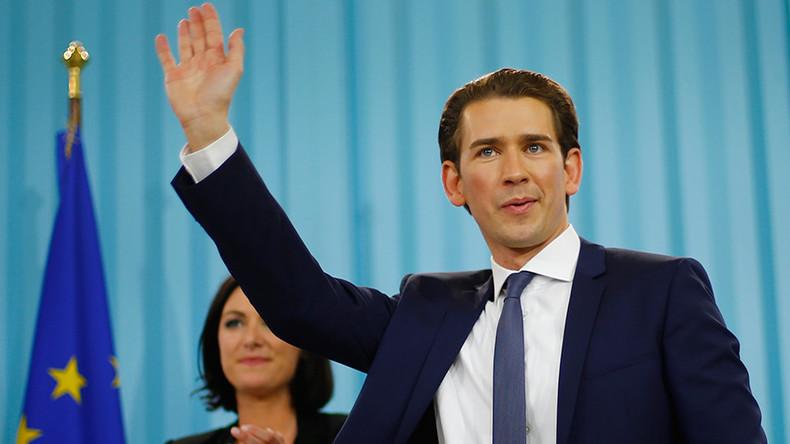 'Kill Baby Hitler': Magazine's tweet on soon-to-be Austrian Chancellor Kurz triggers terrorism probe
