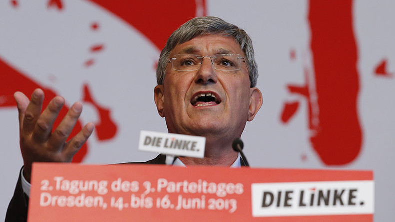 'Sneaky Jew' comment lands German Left Party's local leader in hot water