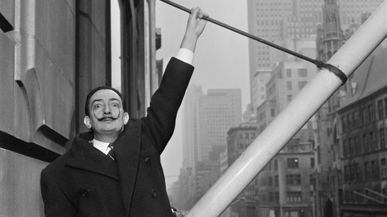 Not Dali's daughter: Fortune teller claiming heritage ordered to pay for surrealist's exhumation
