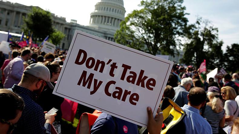 Senators reach bipartisan deal on healthcare subsidies blocked by Trump