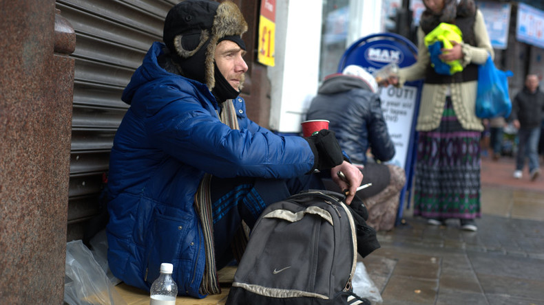 'Social cleansing': Councils buying rough sleepers one-way tickets to get them out of town