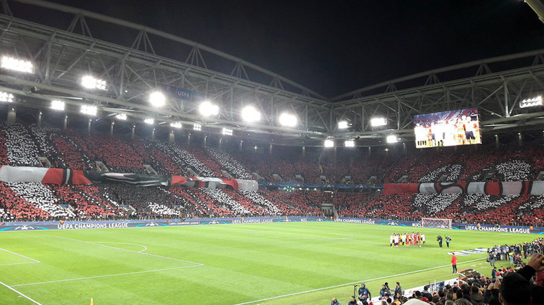 'Yes We Can!' Spartak respond to fans' message with 5-1 Champions League destruction