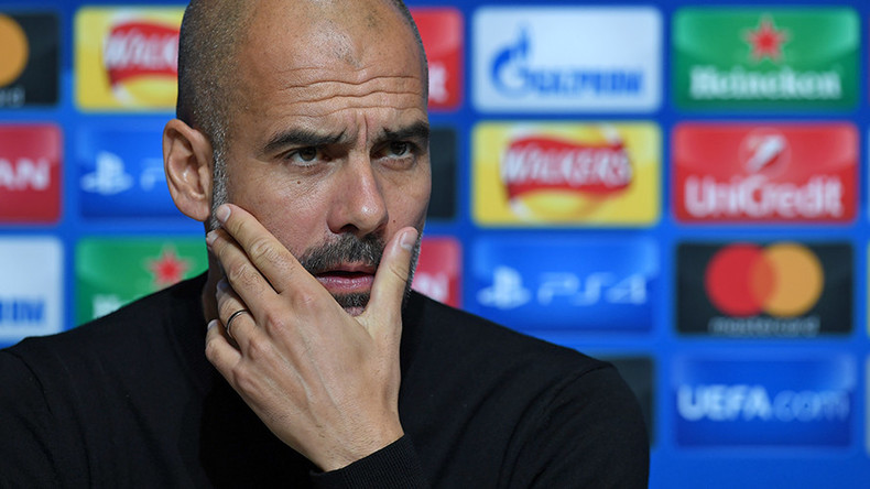 Man City coach dedicates Champions League win to jailed Catalan separatists