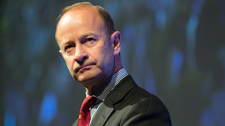 Out in the cold? New UKIP leader Henry Bolton shuns right wing in party reshuffle