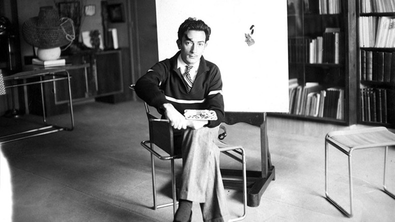 Stolen Dali painting, thought to be 1954 original, seized in Lebanon