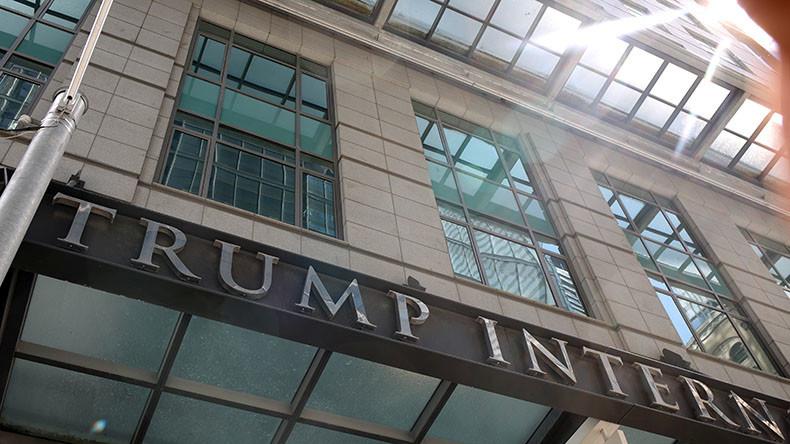 'Uncharted waters': Judge questions reasoning behind Trump Emoluments lawsuit
