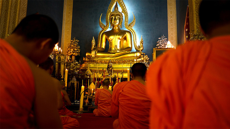 Monk & disorderly: Thai Buddhists get strict on adherents after financial, sex scandals