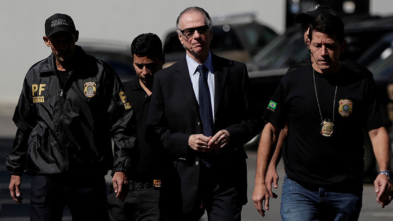 Rio Olympics chief formally charged in $2mn vote-buying case