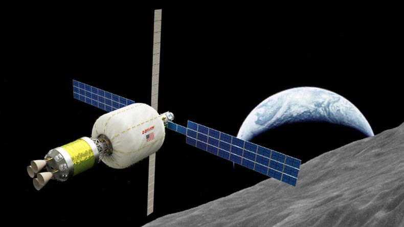 US wants to put inflatable space 'hotel' into lunar orbit