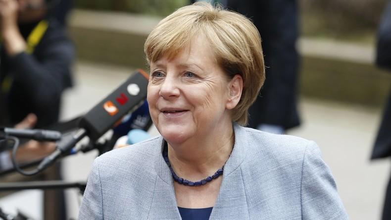 Merkel expects Brexit breakthrough in December, but other leaders seek clarity on 'divorce bill'