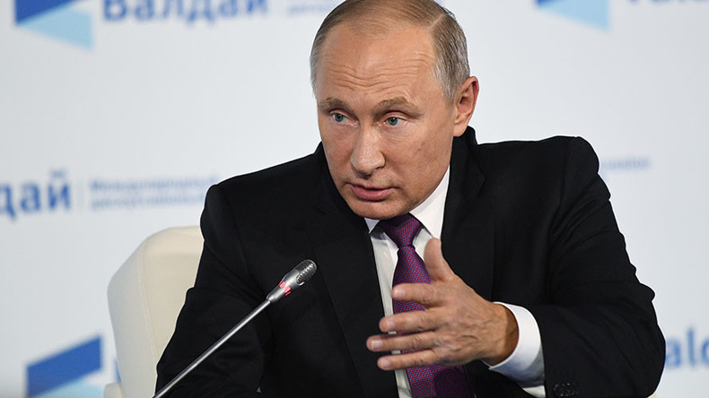 'We gave you uranium, you repaid us by bombing Belgrade': Putin slams US over nuclear treaties