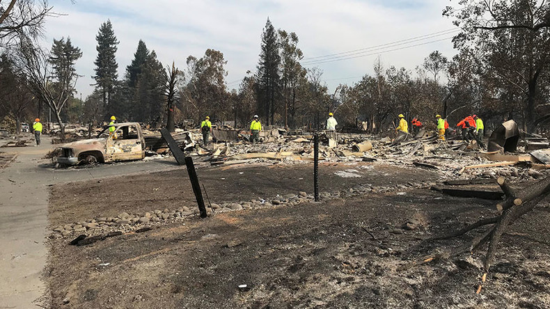 California wildfires cost state over $1bn – insurance commissioner