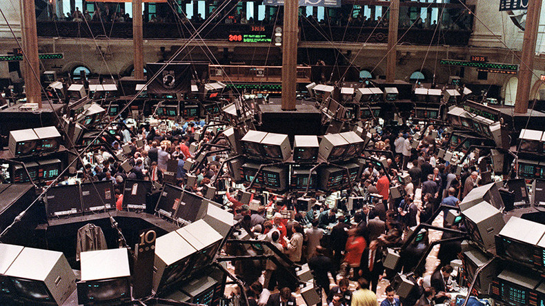 Worst stock market crash ever is coming – Max Keiser on Black Monday's 30th anniversary