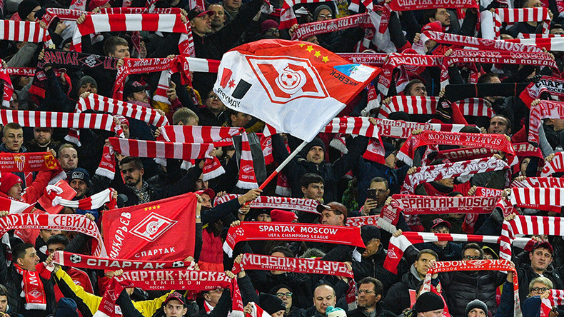 UEFA to decide in coming days on Spartak charge for 'monkey chants' at Liverpool player