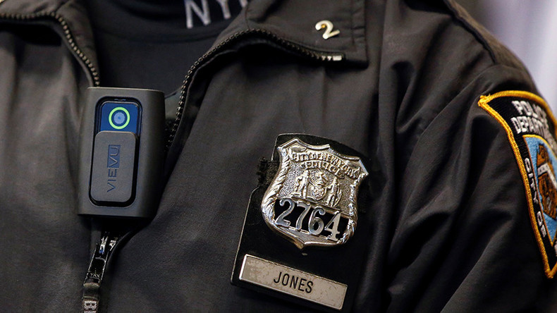 Body cameras don't change police behavior: Washington, DC study