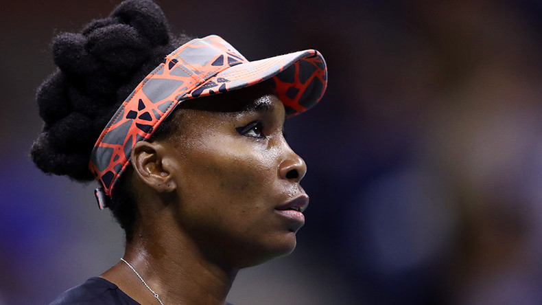 Tennis star Venus Williams 'ready to talk' about fatal car crash