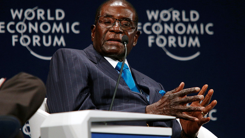 'Sickening': Rights groups slam WHO for appointing Zimbabwe's Mugabe a goodwill ambassador  %Post Title