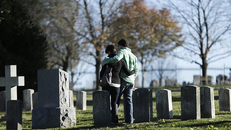 Pastor returns 5yo child's repossessed gravestone after public backlash