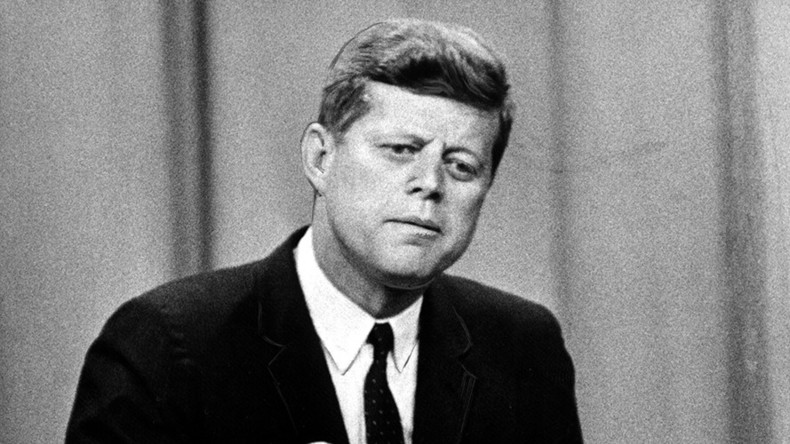President Trump to allow release of classified JFK assassination documents