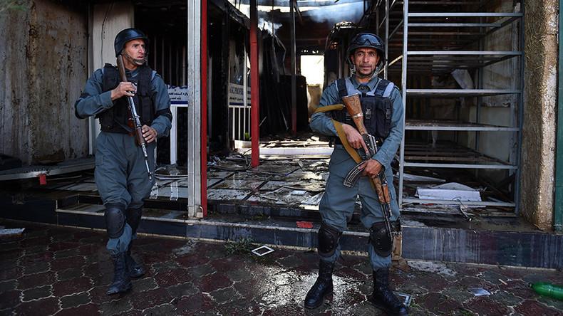 Fifteen Afghan military cadets die in Kabul suicide blast