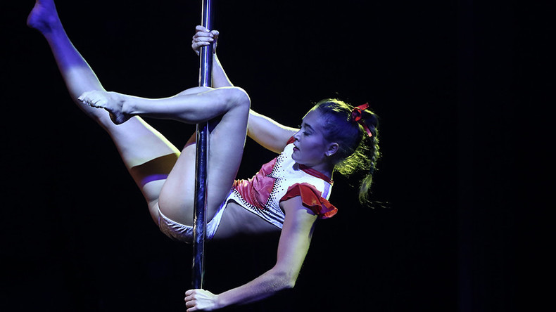 A sporting chance: Could pole dancing & poker be in the Olympics?
