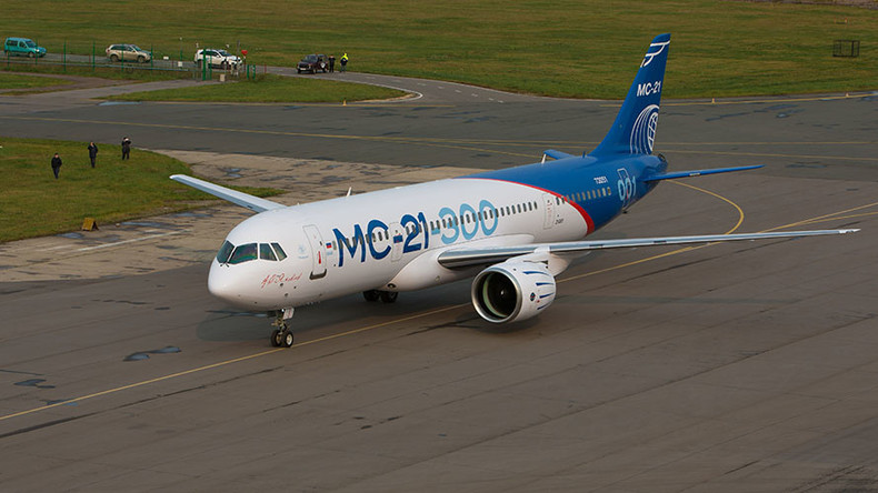 Mexican airline interested in buying Russian MC-21 passenger jet