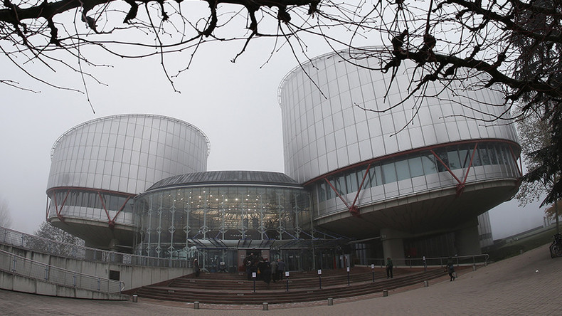 Russia mulls freezing membership in European Human Rights Court