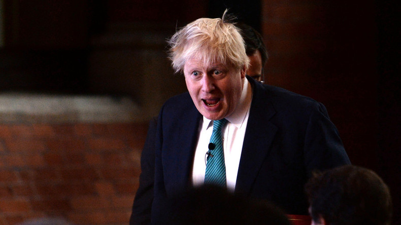 Friend or foe? Boris Johnson's bipolar relationship with Russia in quotes