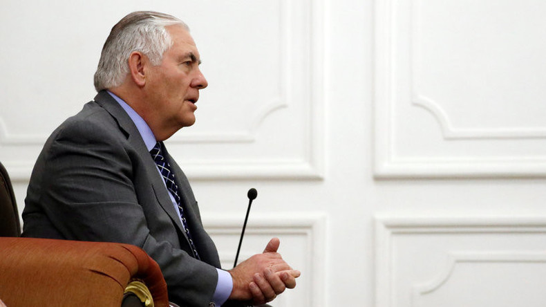 Tillerson vows Taliban 'will never win,' urges Pakistan to meet US 'conditions' for support