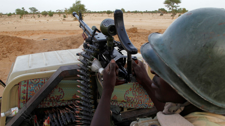 Pentagon justifies military expansion in Africa as key to 'global strategy'