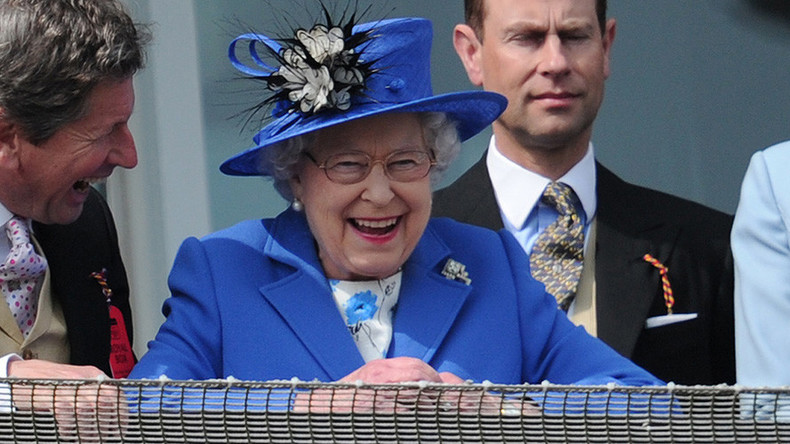 Pony up! Queen makes £7mn from horse racing in 30 years