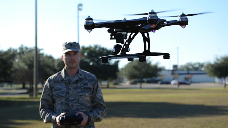 Drones, robots & urban swarm warfare: The Pentagon appeals for public's help