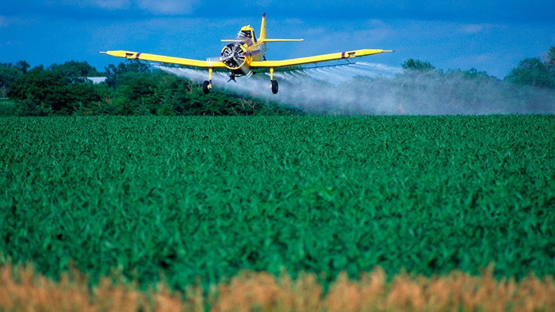 Over 1mn Europeans want Monsanto pesticide banned