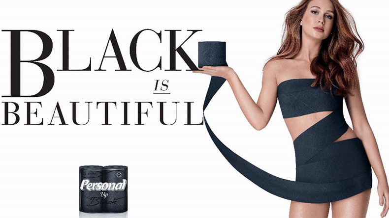 A burning sensation: 'Black is Beautiful' toilet paper slogan whips up race storm in Brazil