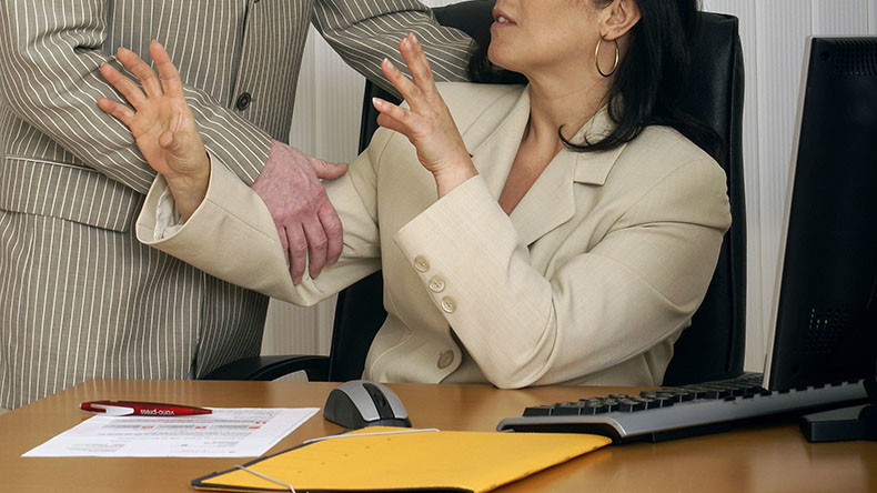 Half of British women, 20% of men sexually harassed at work – survey