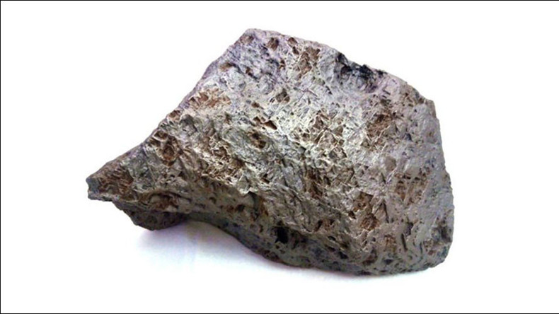 Oldest item ever sold: 4.5bn yo meteorite bought at auction