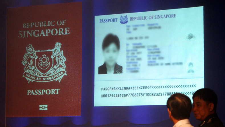 Singapore tops world's most powerful passport list, historically dominated by EU